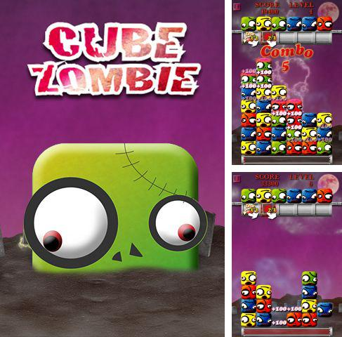 In addition to the game Apex Of The Racing for iPhone, iPad or iPod, you can also download Cube zombie for free.