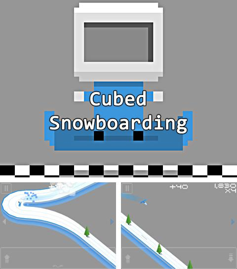 In addition to the game Fangz for iPhone, iPad or iPod, you can also download Cubed snowboarding for free.