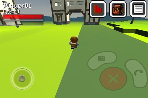 Download Cubeventure iPhone free game.