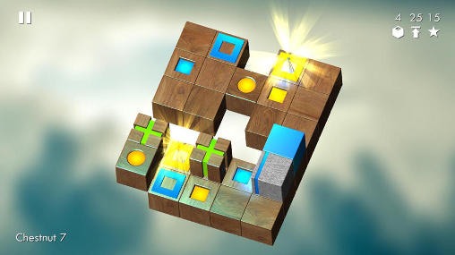 Download Cubix challenge iPhone free game.