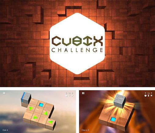 In addition to the game Royal Envoy for iPhone, iPad or iPod, you can also download Cubix challenge for free.