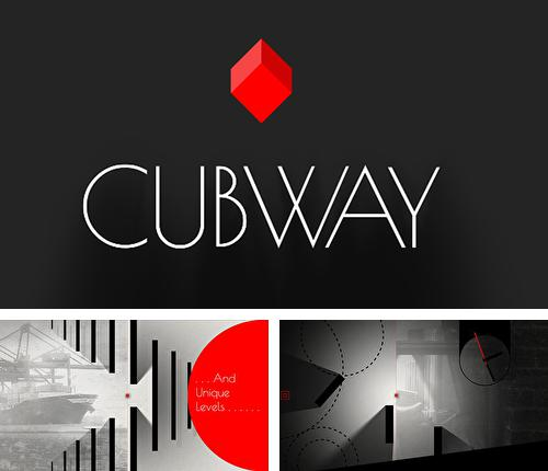 In addition to the game Happy Dinos for iPhone, iPad or iPod, you can also download Cubway for free.