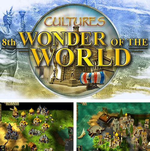 Download Cultures: 8th wonder of the world iPhone free game.