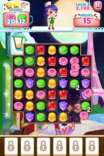 Download Cupcake mania: Christmas iPhone free game.
