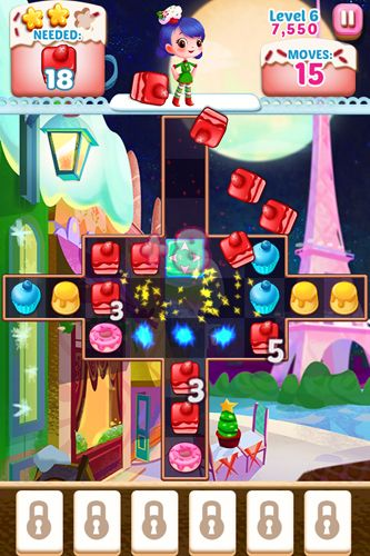 Free Cupcake mania: Christmas download for iPhone, iPad and iPod.