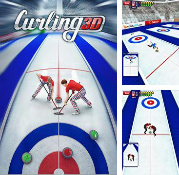 In addition to the game Star Wars: Battle for Hoth for iPhone, iPad or iPod, you can also download Curling 3D for free.