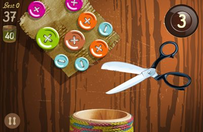 Download Cut the Buttons iPhone free game.