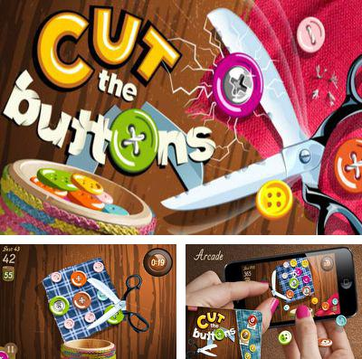 In addition to the game Attack of the drones for iPhone, iPad or iPod, you can also download Cut the Buttons for free.