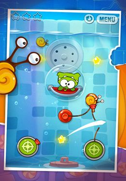 Kostenloses iPhone-Game Cut the Rope: Experiments herunterladen.