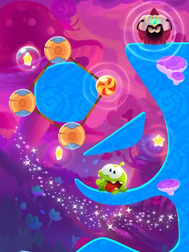 Скачать Cut the rope: Magic на iPhone бесплатно
