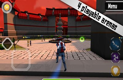 Download Cutting Edge Arena iPhone free game.