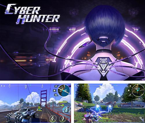 Download Cyber hunter iPhone free game.