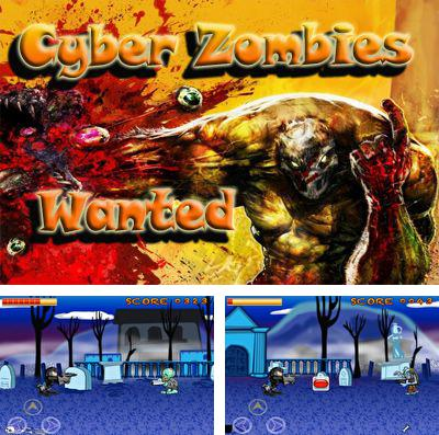 In addition to the game Wanderer: War Song for iPhone, iPad or iPod, you can also download Cyber Zombies Wanted for free.