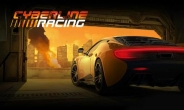 Download Cyberline: Racing iPhone free game.