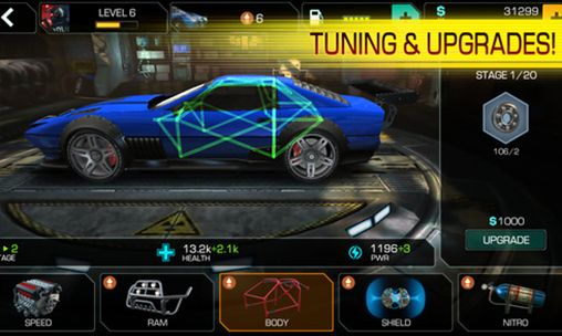 Скачати Cyberline: Racing на iPhone безкоштовно.