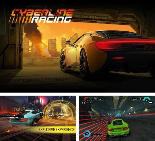Скачать Cyberline: Racing на iPhone бесплатно