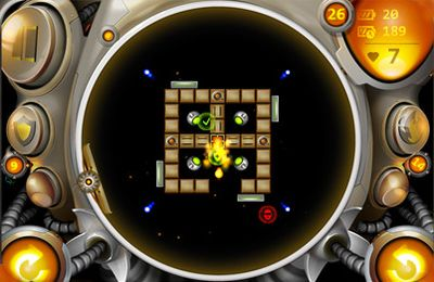 Screenshots of the Cybernarium game for iPhone, iPad or iPod.
