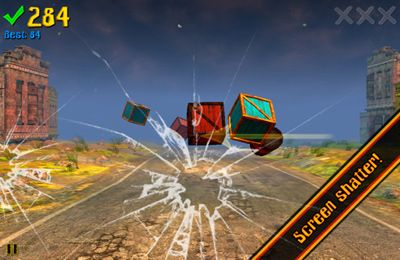 Download Cyclone Dash iPhone free game.