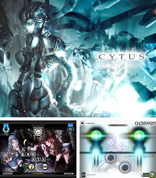 In addition to the game Scorching Skies for iPhone, iPad or iPod, you can also download Cytus for free.