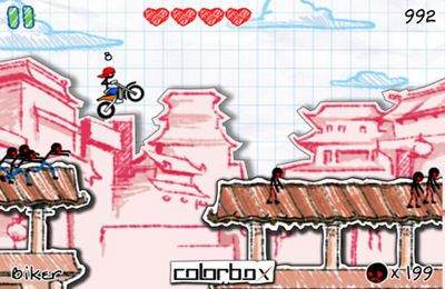 Écrans du jeu Dalton – The Awesome! pour iPhone, iPad ou iPod.