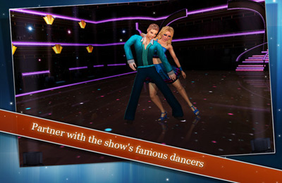 Kostenloser Download von Dancing with the Stars On the Move für iPhone, iPad und iPod.