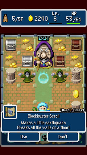 Baixe Dandy dungeon gratuitamente para iPhone, iPad e iPod.