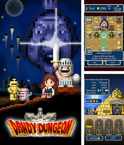 En plus du jeu Le Magnat d'attractions 4: version portable pour iPhone, iPad ou iPod, vous pouvez aussi télécharger gratuitement Dandy souterrain, Dandy dungeon.