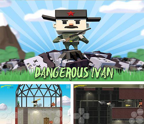 In addition to the game Cowboys & aliens for iPhone, iPad or iPod, you can also download Dangerous Ivan for free.