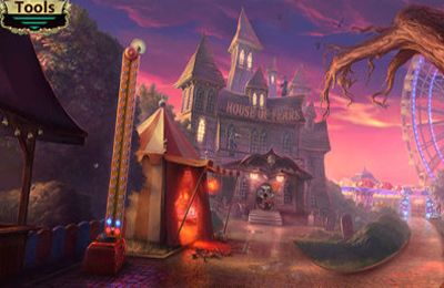 Screenshots of the Dark Arcana: The Carnival game for iPhone, iPad or iPod.