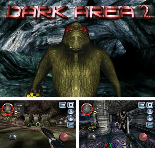 In addition to the game Swordigo for iPhone, iPad or iPod, you can also download Dark area 2 for free.