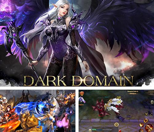 Download Dark domain iPhone free game.