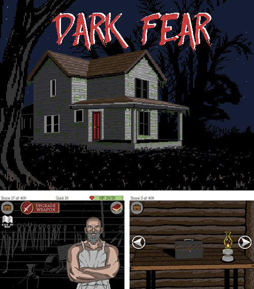In addition to the game Castle clash for iPhone, iPad or iPod, you can also download Dark fear for free.