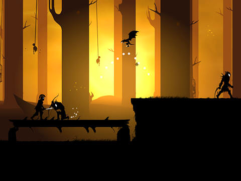 Download Dark lands iPhone free game.