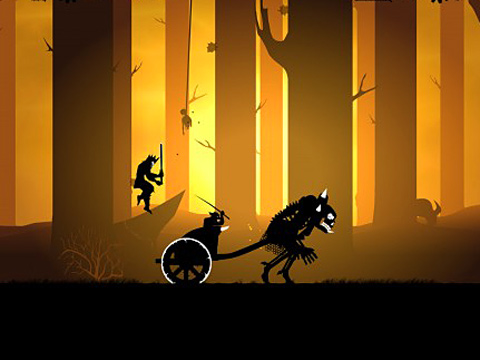 Descarga gratuita de Dark lands para iPhone, iPad y iPod.
