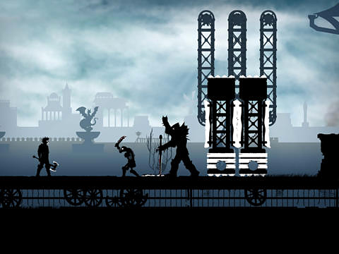 Capturas de pantalla del juego Dark lands para iPhone, iPad o iPod.