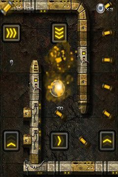 Screenshots vom Spiel Dark Nebula - Episode Two für iPhone, iPad oder iPod.