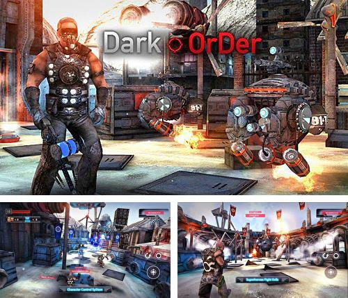 In addition to the game Backbreaker 2: Vengeance for iPhone, iPad or iPod, you can also download Dark order:Future for free.