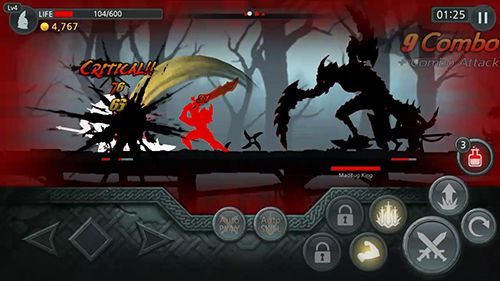 Download Dark sword iPhone free game.