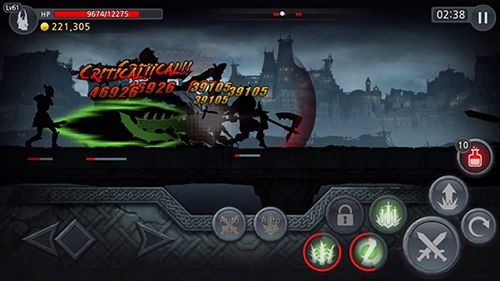Free Dark sword download for iPhone, iPad and iPod.