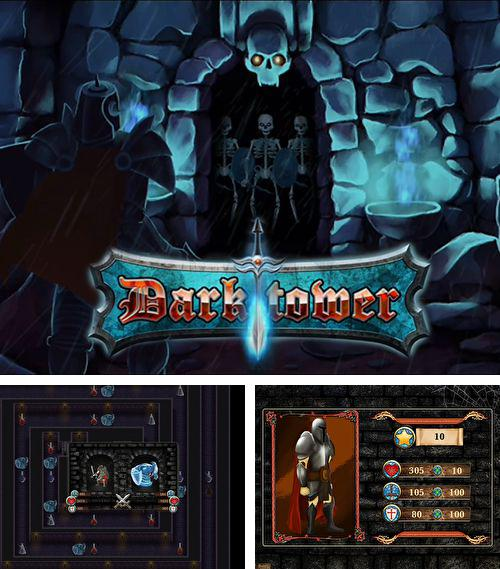 In addition to the game Kids vs. Zombies for iPhone, iPad or iPod, you can also download Dark tower for free.