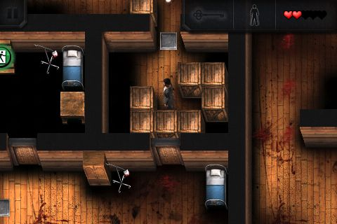 Screenshots of the Darkest fear game for iPhone, iPad or iPod.
