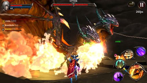 Descarga gratuita de Darkness reborn para iPhone, iPad y iPod.