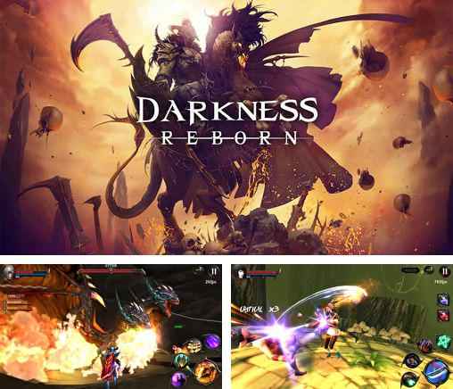 In addition to the game Bumpy Road for iPhone, iPad or iPod, you can also download Darkness reborn for free.