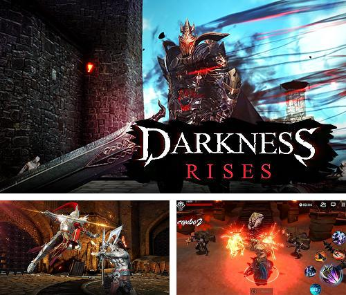 Download Darkness rises iPhone free game.