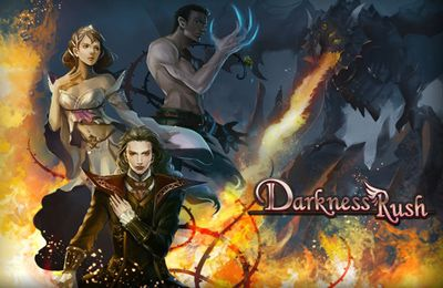 Darkness Rush: Saving Princess