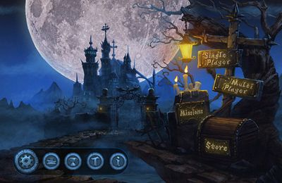 Download Darkness Rush: Saving Princess iPhone free game.