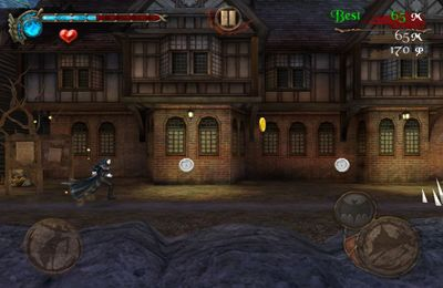 Écrans du jeu Darkness Rush: Saving Princess pour iPhone, iPad ou iPod.