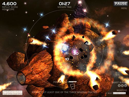 Download Darkside iPhone free game.