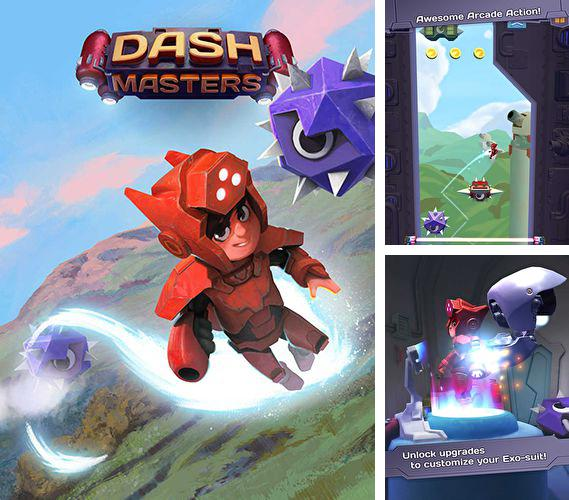 In addition to the game Power rangers legends for iPhone, iPad or iPod, you can also download Dash masters for free.