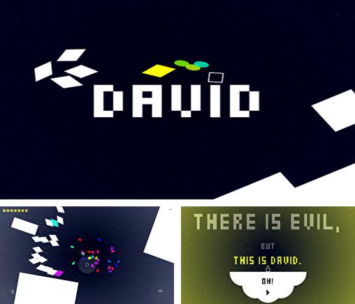 In addition to the game Eager Beaver for iPhone, iPad or iPod, you can also download David for free.